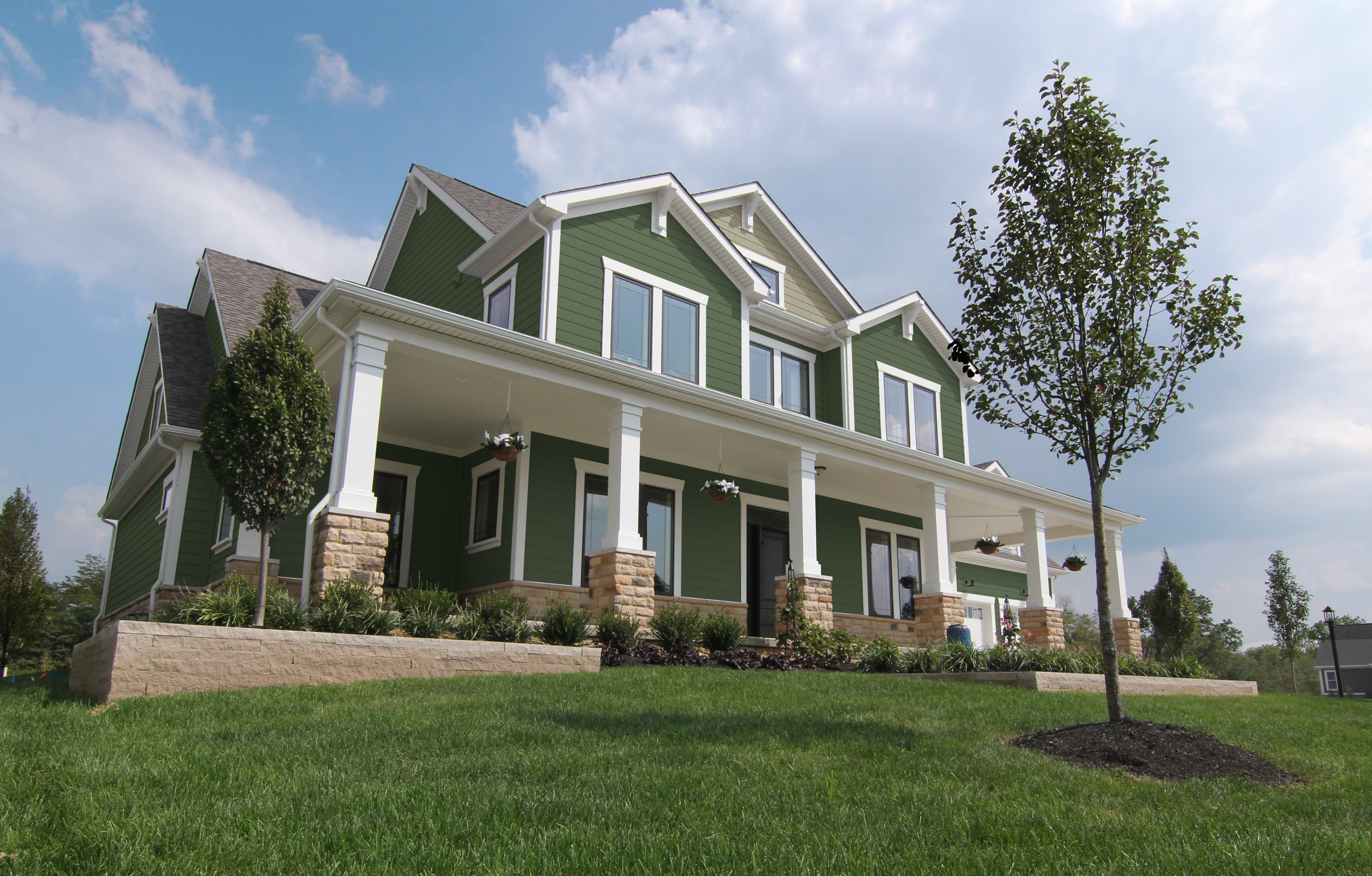 Cellular Composite Siding by Royal