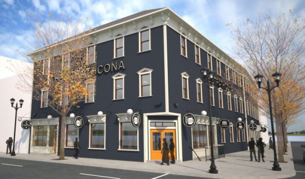 Edmonton, Alberta's 130-year-old Strathcona Hotel is undergoing renovations, bringing in the new while still preserving the old, to keep its story and spirit alive for the next 100 years.